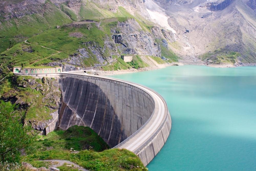 energia hidrelétrica no mundo