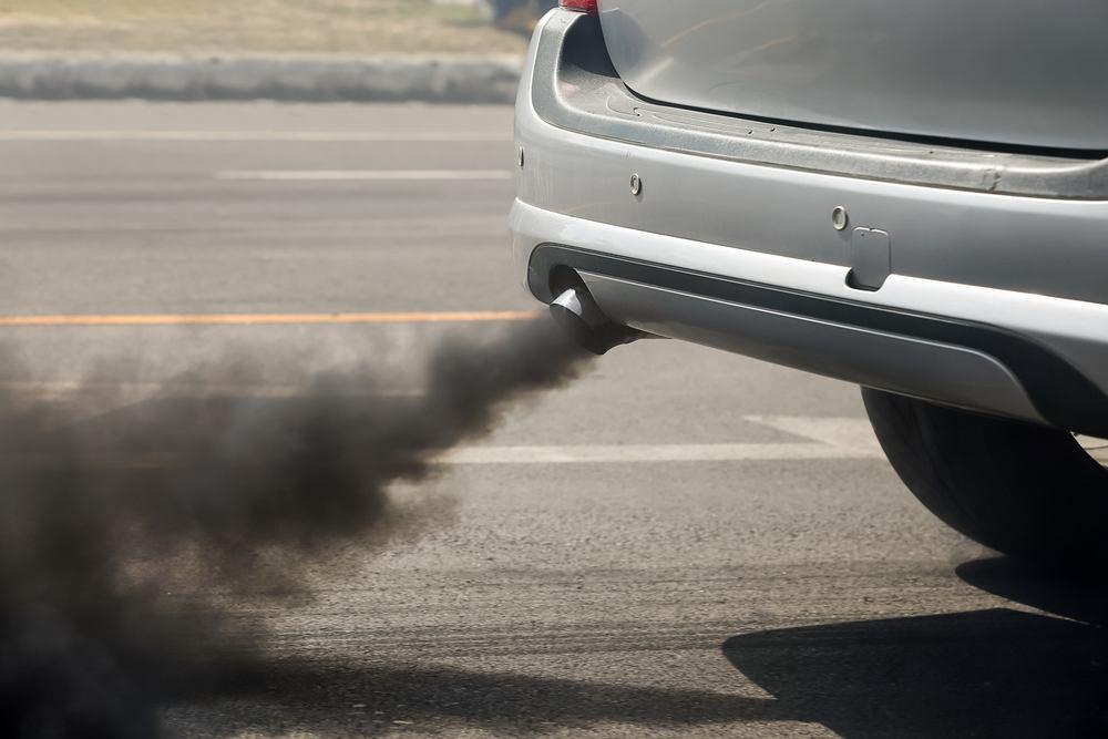 o que é poluição do ar