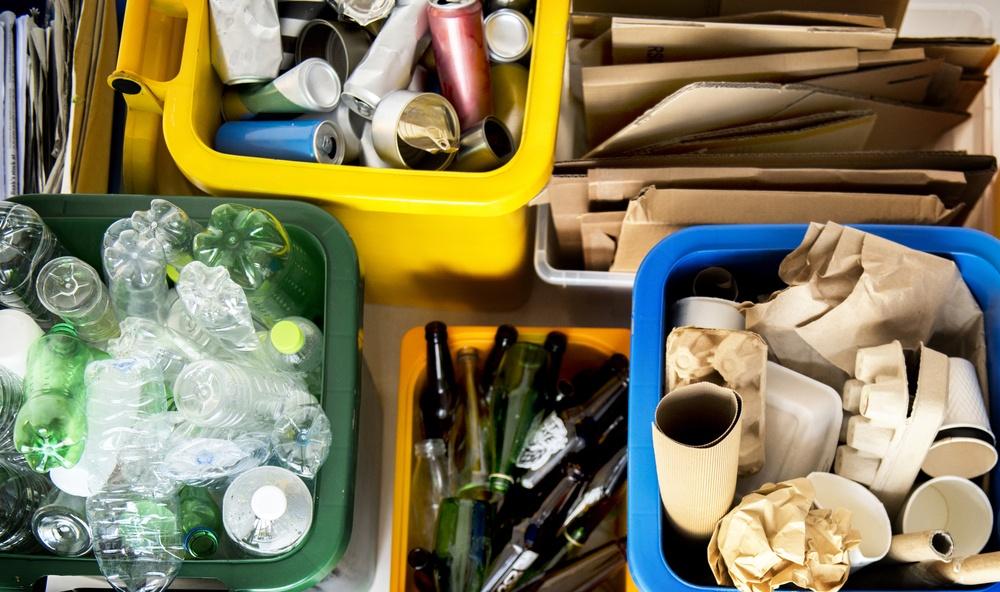 reciclagem de materiais